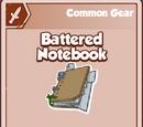 Battered Notebook