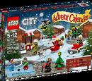 60133 Новогодний календарь LEGO City