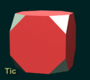 Truncated cube