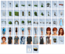 Sims4 Romantic Garden Items.png