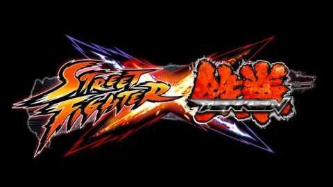 Street Fighter X Tekken OST- Jurassic Era Reserach Facility - Round 1 (Upper Floor)