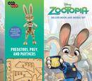 IncrediBuilds Zootopia Deluxe Book and Model Set/Gallery
