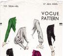 Vogue 5824 A