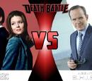 John Steed and Emma Peel vs. Phil Coulson and Melinda May
