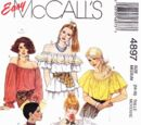 McCall's 4897
