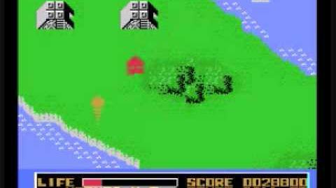 Monster's Fair (MSX Mothra Game, Gameplay Pt. 2)