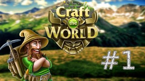 Kampania nowej nadziei - Craft the World 1 EnterVPL