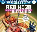 Red Hood and the Outlaws Vol.2 2