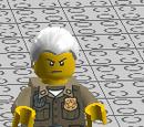 Detective George Clinton