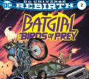 Batgirl and the Birds of Prey Vol 1 2