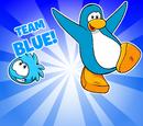 Go Blue Background