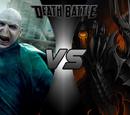 Voldemort vs Sauron