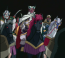 The Four Demon Kings