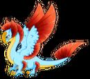 Dragon du courage