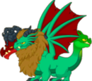 Trimera Dragon
