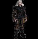 Tw2 Geralt in Raven armor.png