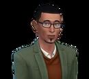 Sims com aspiração Autor Best-seller