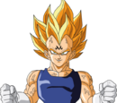 Majin Vegeta (Dragon Ball Series)