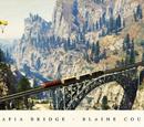 Calafia-Brücke