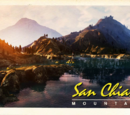 San-Chianski-Bergkette