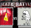 Hoppingclams343/Bill Cipher vs. Jimmy Rex