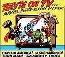 MARVEL COMICS: 1966 The Marvel Super Heroes
