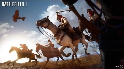 Battlefield 1: Official Gamescom Gameplay Trailer