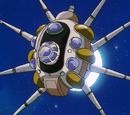 Nave Espacial Tipo-Pulpo