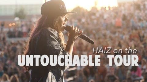 HAIZ - Untouchable Tour Recap