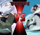 Coyote Starrk vs Kakashi Hatake