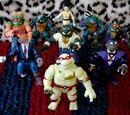 Universal Studios Monsters Teenage Mutant Ninja Turtles
