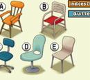 La bonne chaise
