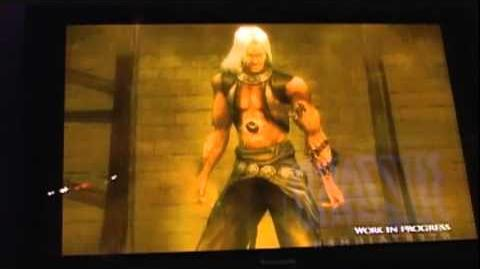 Prince of Persia Kindred Blades Stage Presentation (DEMO)