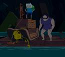 Estoy en un Bote