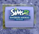 Seções a completar com informações de The Sims