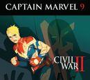 Captain Marvel Vol 9 9