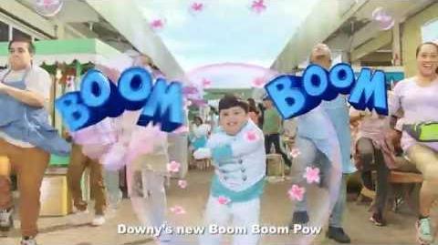 Downy Philippines BOOM BOOM POW – Dance