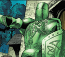 Bercilak de Hautdesert (Earth-616)