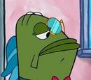 Male Fancy fish
