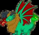 Dragon de Trimère