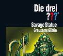 Savage Statue - Grausame Göttin