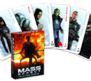 Mass Effect: Playing Cards