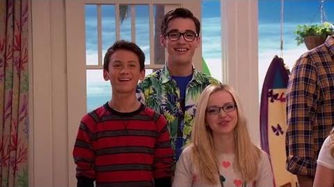Liv and Maddie - Season 4 Episode 1 - Sorta Sisters-a-Rooney HD