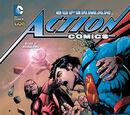 Action Comics Boek 2: Kogelvrij