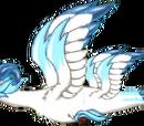 Dragon d Argent des Neiges