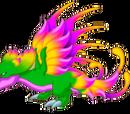 Iron Blossom Dragon