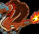 Dragon Olympien d Argent