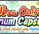 Platinum Capsules (Gacha Event)