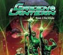 Green Lantern Boek 3: Het Einde