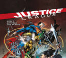 Justice League Boek 3: De Troon van Atlantis